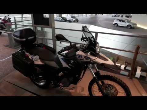 BMW Welt. BMW Motorrad Exhibition | AutoMotoTV
