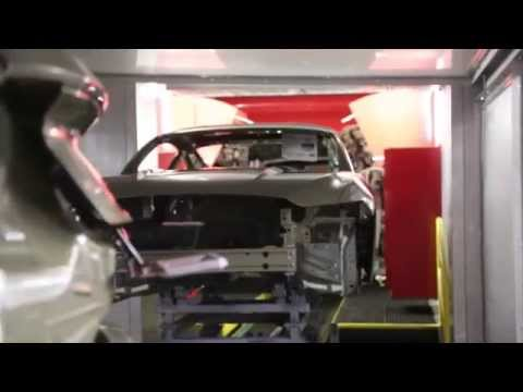 Ford – Ostrich Feathers at Flat Rock Assembly Plant   AutoMotoTV