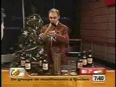 Tour des bouteilles