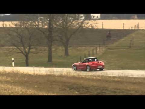 BMW Automobiles – BMW Z4 Roadster   AutoMotoTV
