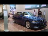 BMW Techno Classica 2015 - Highlights of the BMW Stand | AutoMotoTV
