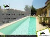 Maison A vendre La londe les maures 110m2 + Terrain 400m2