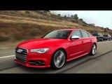 2016 Audi S6 Sedan Driving Video | AutoMotoTV