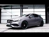 The New Mercedes-Benz A 250 Motorsport Edition - Exterior Design | AutoMotoTV