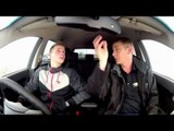 Manchester United Tests the new Chevrolet Volt and Captiva Chevrolet