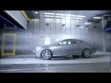 Mercedes Benz new climate and wind tunnel Sindelfingen 2011 Cold tunnel