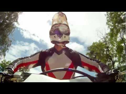Husqvarna TC250R. Riding scenes