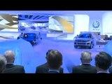 World Premieres VW Sharan, Cross Golf, Cross Polo and Polo GTI Geneva Motor Show 2010
