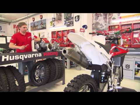 Husqvarna Motorcycles. Racing Department
