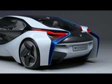 BMW Vision EfficientDynamics Rear views - Studio shots