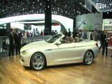 Detroit 2011 Debut of the BMW 6 Series Convertible and BMW M1 Coupé