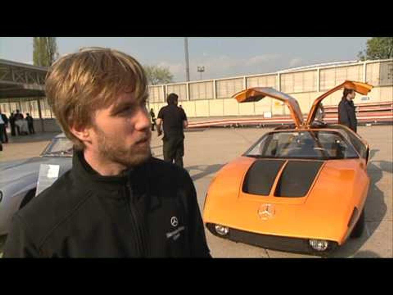 Mercedes-Benz Classic Interviews