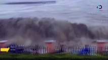 Scary Moments Ever Natural Disasters Caught on Camera ✔P14
