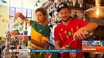 Brésil-Belgique: ce couple belgo-brésilien fera la fête!