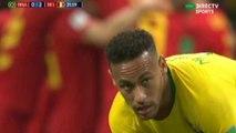 Bélgica  vs Brasil 2-1 todos los goles All Goals Resumen Belgium