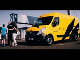 On to the British GP! Renault Pro+ Vans and Renault Sport Formula OneTM Team - Ep 4/4 (Sponsored)