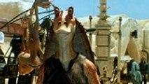 'Star Wars': Jar Jar Binks Actor Ahmed Best Thanks Fans For Support   THR News