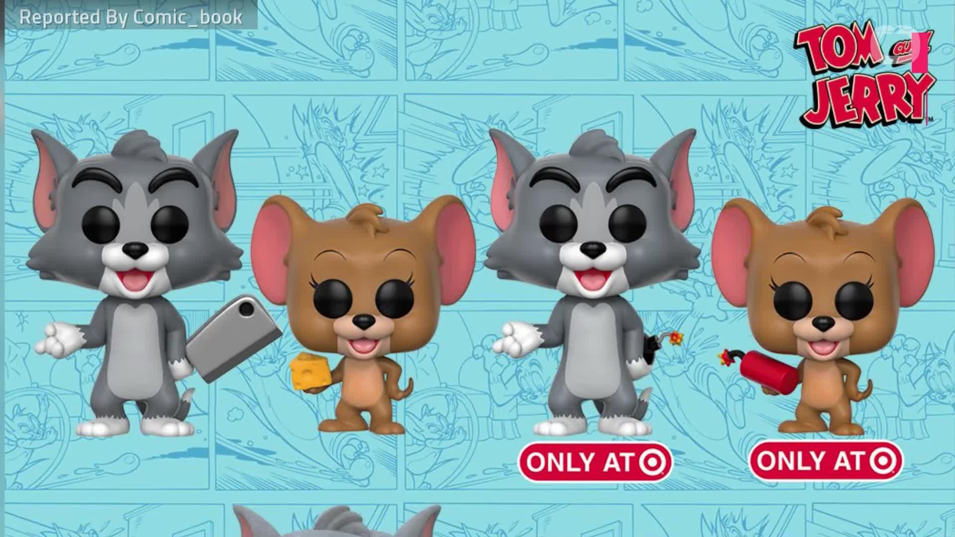 Tom et Jerry S1-Tom Brand New in Box Funko-POP Animation