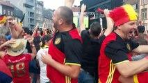 but charleroi Belgique-Brésil