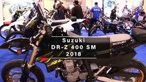 Mẫu cào cào mới Suzuki DR-Z 400 SM 2018 | xe247