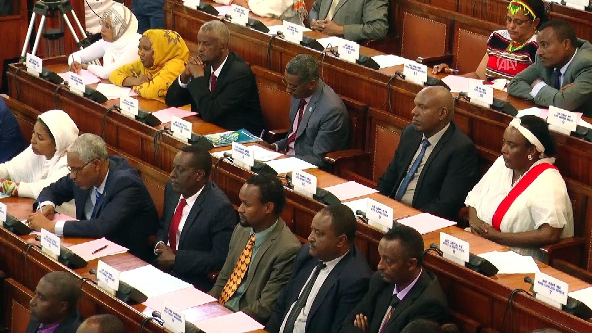 Etiyopya parlamentosu 2018-2019 bütçesini onayladı - ADDİS ABABA