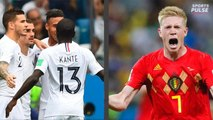 France, Belgium move on to World Cup semifinals