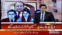 See What Pakistani did with Nawaz Sharif,Maryam & Hussain