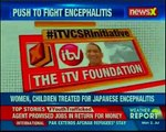 iTV network organises 3-day health check up camp for Japanese encephalitis patients in Gorakhpur