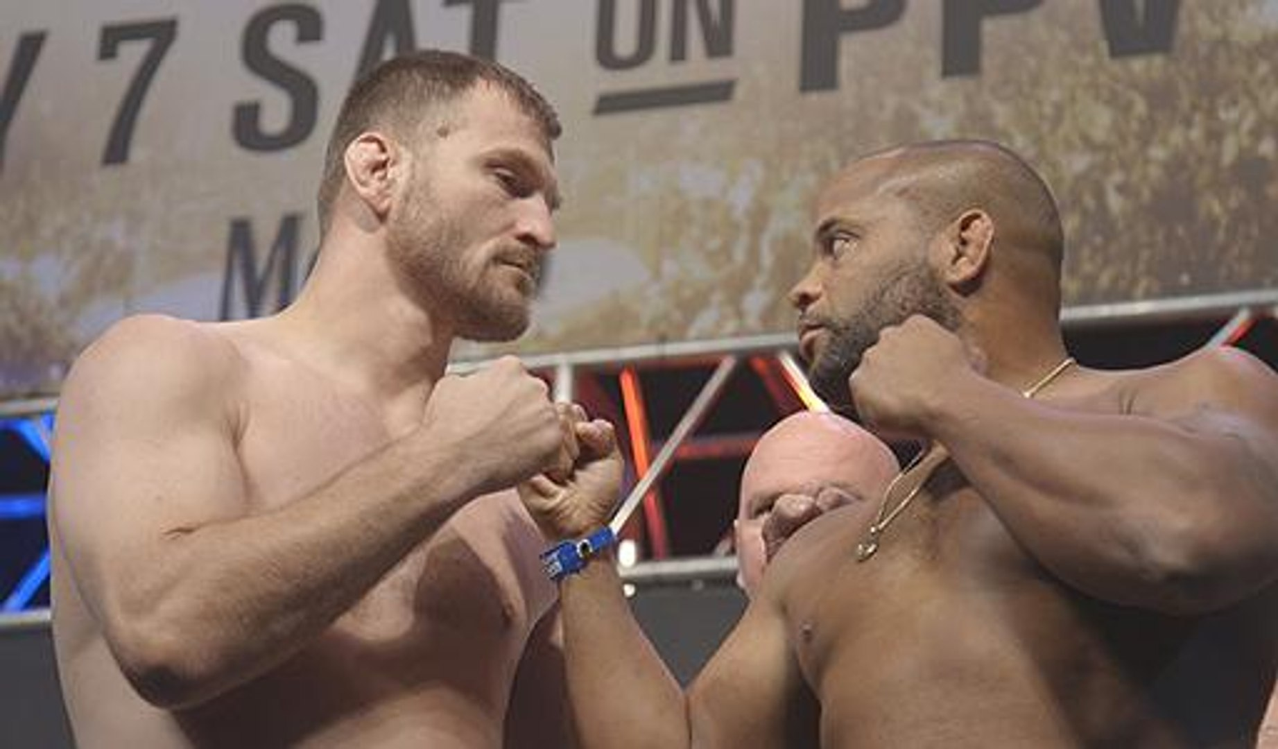 UFC 226: Weigh In Recap - Presented by Body Armor