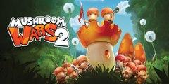 Mushroom Wars 2 - Bande annonce de lancement sur Switch