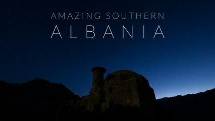 Amazing Southern Albania (4k - Time lapse - Aerial - Tilt Shift)