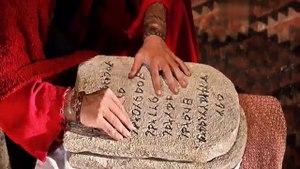 Capitulo 209 Moises y los diez mandamientos parte 2