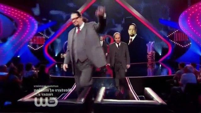 Penn & Teller Fool Us S01 - Ep01 Teller Sucks⦠Helium HD Watch