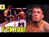 MMA Community Reacts to the clinical performance in Israel Adesanya vs Brad Tavares,DC,Octagon
