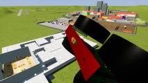 LEGO BALDI RETURNS TO LEGO CITY! - Brick Rigs Gameplay Roleplay - Lego Baldi's School in Lego City!