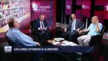 Les livres attendus à la rentrée: Pierre Rosanvallon, David Graeber, Arnaud Parienty et Adam Tooze - 07/07