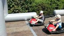 Des tours de karting gratuit cet été sur l'aire de repos de Beaune-Tailly