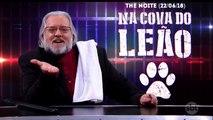 The Noite (22/06/18) - Na Cova do Leão com Leão Lobo | SBT 2018