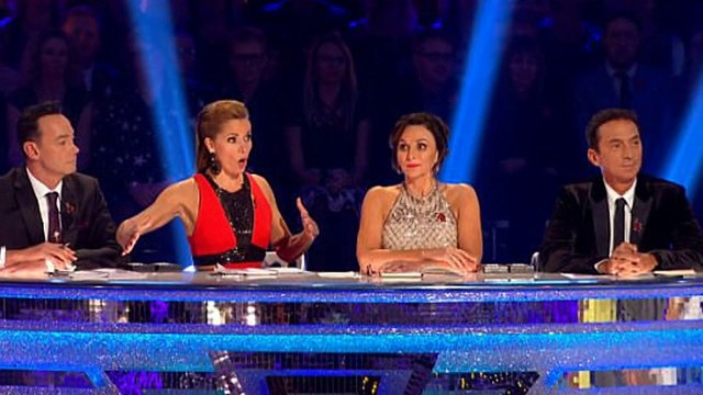 Strictly Come Dancing: Judges come under fire yet agai, after their critique of Gemma Atkinson