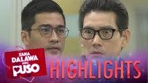 Sana Dalawa Ang Puso: Martin punches Steve | EP 110