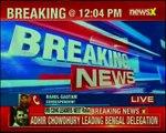 West Bengal Congress Leaders meet Rahul Gandhi in Delhi Meeting is underway  Sources tell NewsX