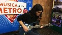 Artistas Callejero : Gonzalo Cornejo guitarrista desde el centro de Santiago #EnVivo