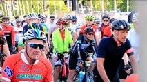 Haute-Savoie / Annecy : départ de l'Étape du Tour ce matin sur le Pâquier