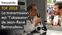 """Tour de France : la transmission est """"l'obsession"""" de Jean-René Bernaudeau, patron de l'équipe Direct Énergie"""