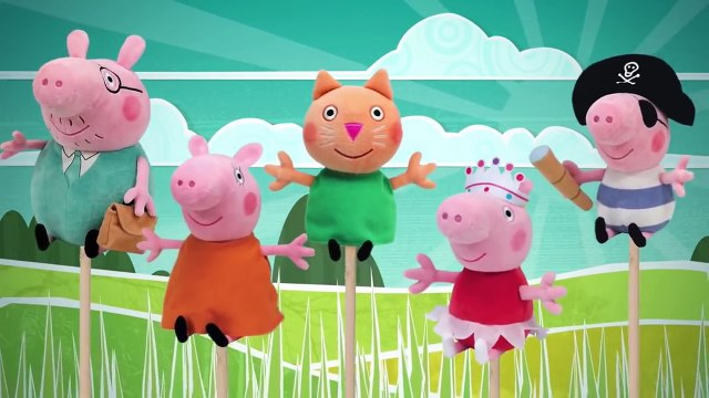 Peppa Pig Finger Family Song ★ Peppa Pig Toys Daddy Finger ★ Peppa Pigs Toys As ►?