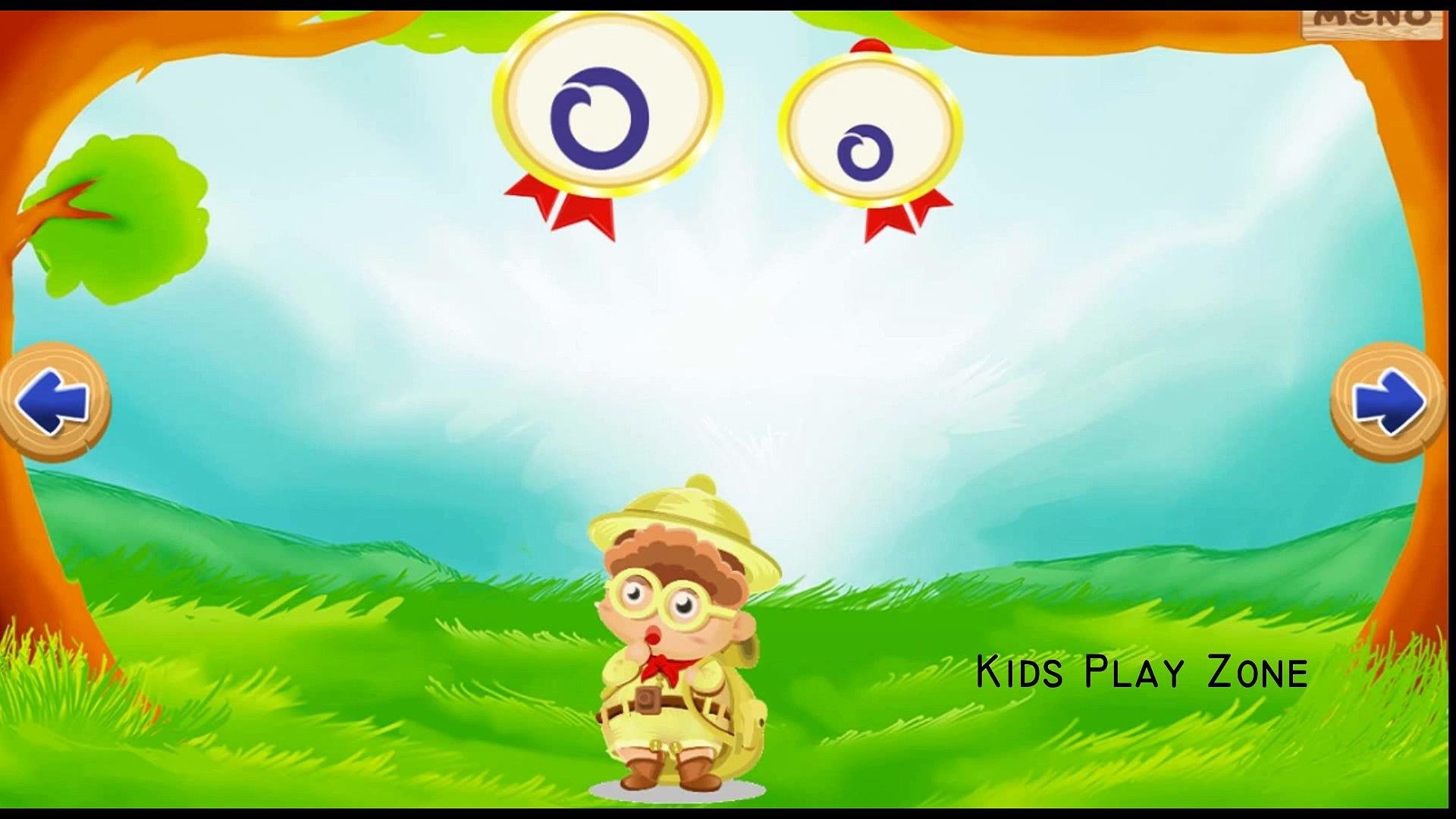 ABCD For Kids - Rish Xyz @ Kids Play Zone