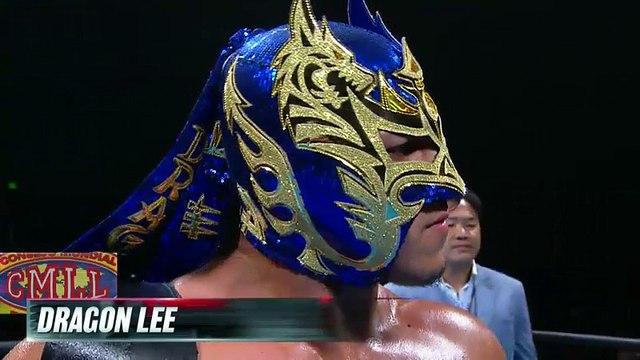 Hiromu Takahashi (c) vs  Dragon Lee IWGP Junior Heavyweight Title Match  NJPW G1 Special In San Fransisco