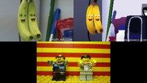 Annoying Orange - Annoying Orange Wazzup (Comedy, animation VS Lego)