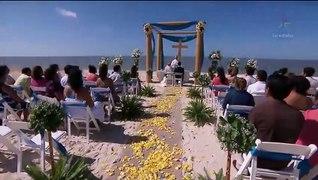 La boda de Angelica y Jose Luis Lo que la vida me robo Telev