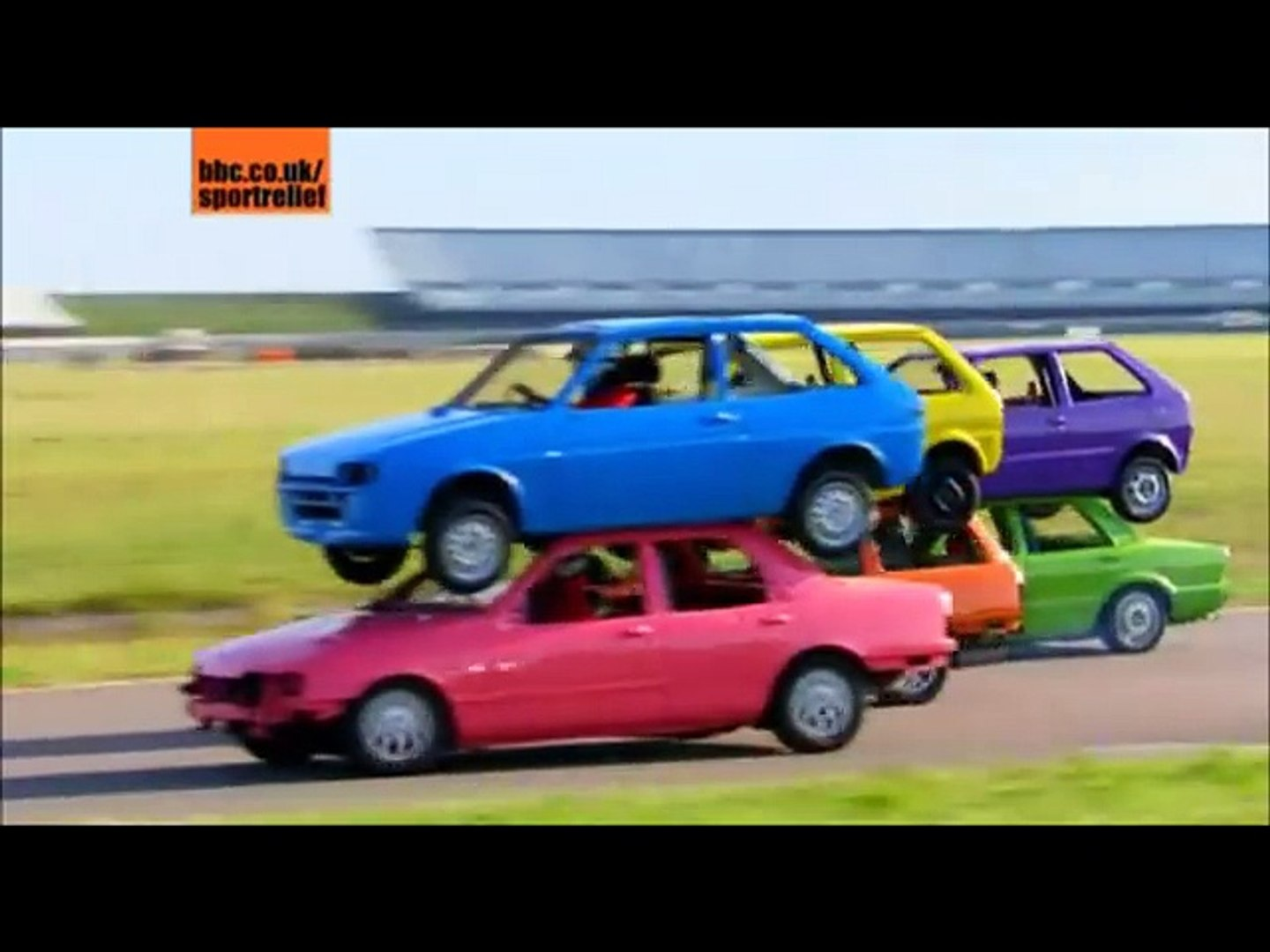 Top Gear - Stars In Fast Cars - Sports Relief (2005)